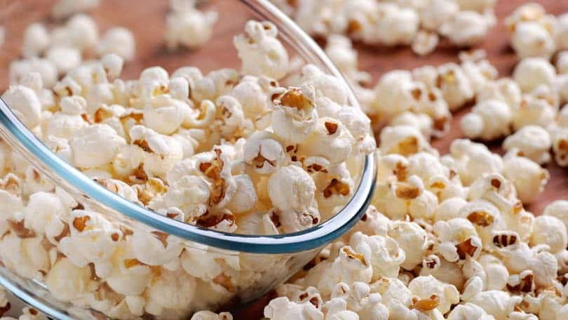 Air Popped Popcorns Best Healthy Homemade Snacks