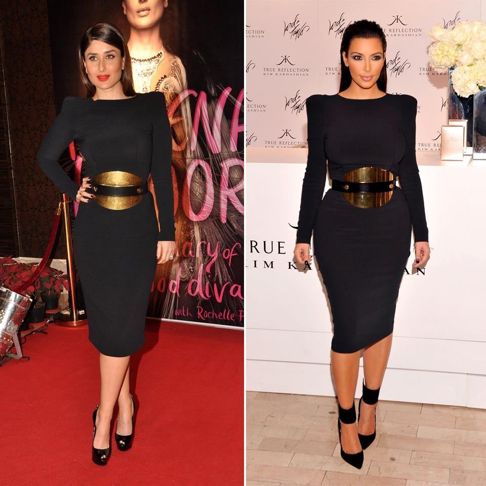 Kareena Kapoor vs. Kim Kardashian