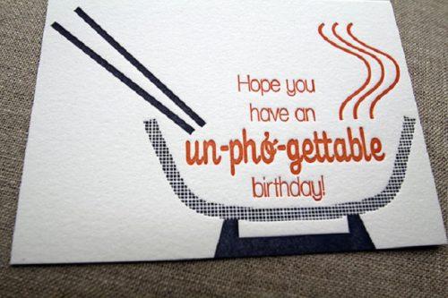 Birthday Pun Cards
