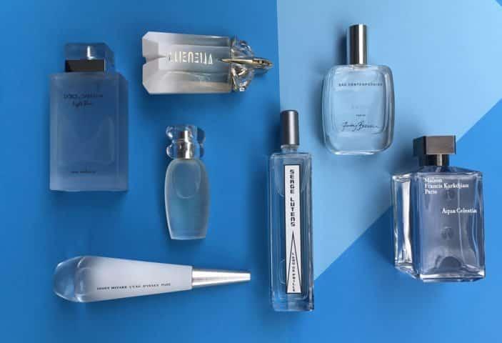 breeze Oceanic Perfumes
