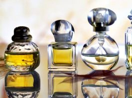 Perfumes Guide different categories Scents