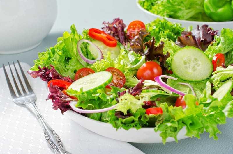 Extra Veggies for Salads