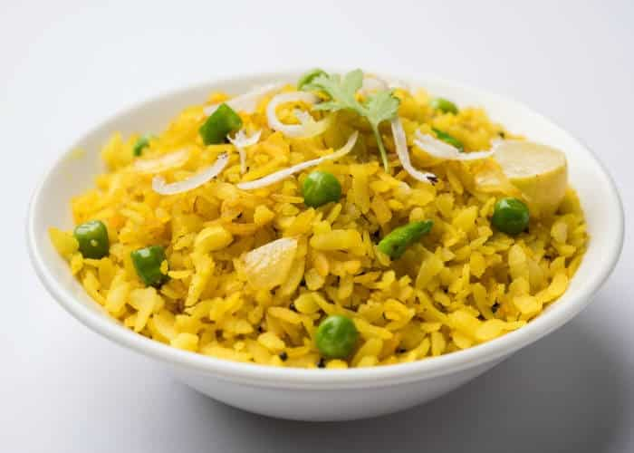 Poha Best Healthy Homemade Snacks