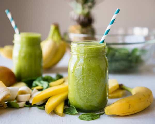 energetic healthy breakfast