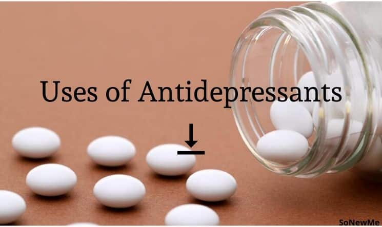 Uses of Antidepressants